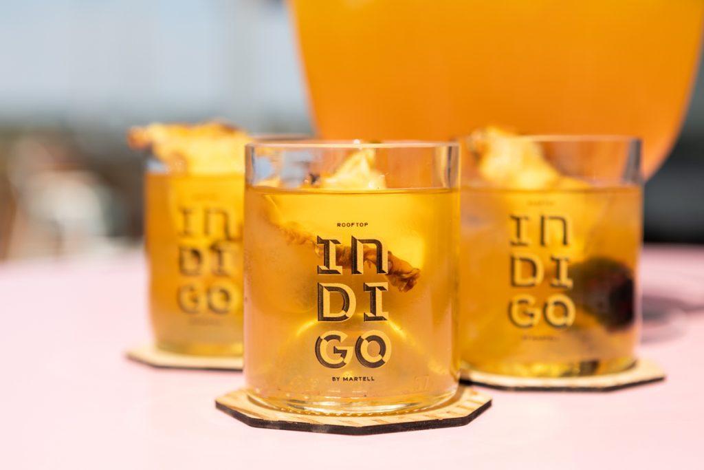 INDIGO by MARTELL Cocktail Bar cognac