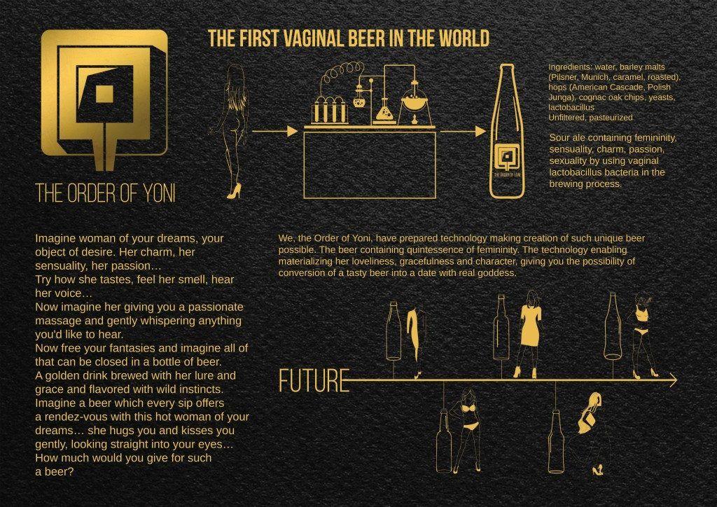 biere gout vagin