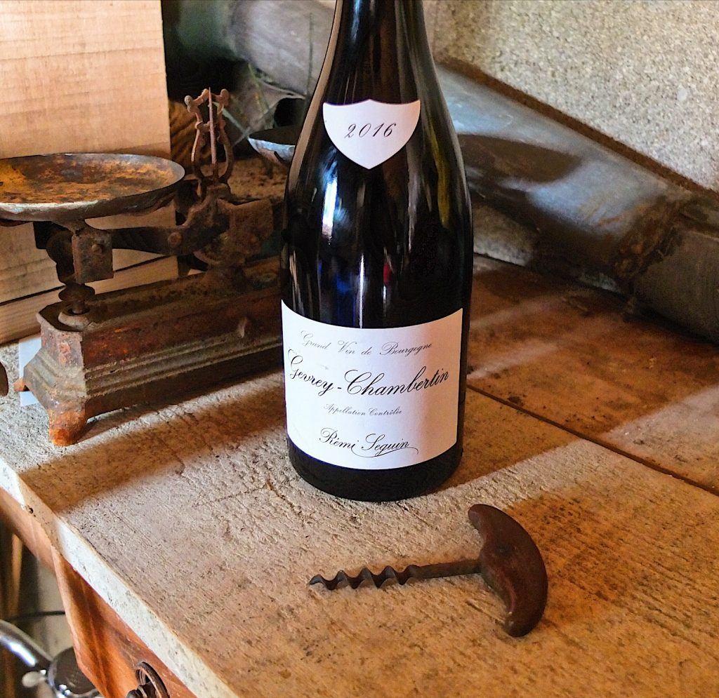 Gevrey Chambertin - Coteaux bourguignons Foire aux vins Intermarché 2018