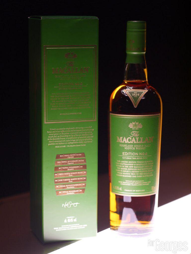 The Macallan Edition n°4