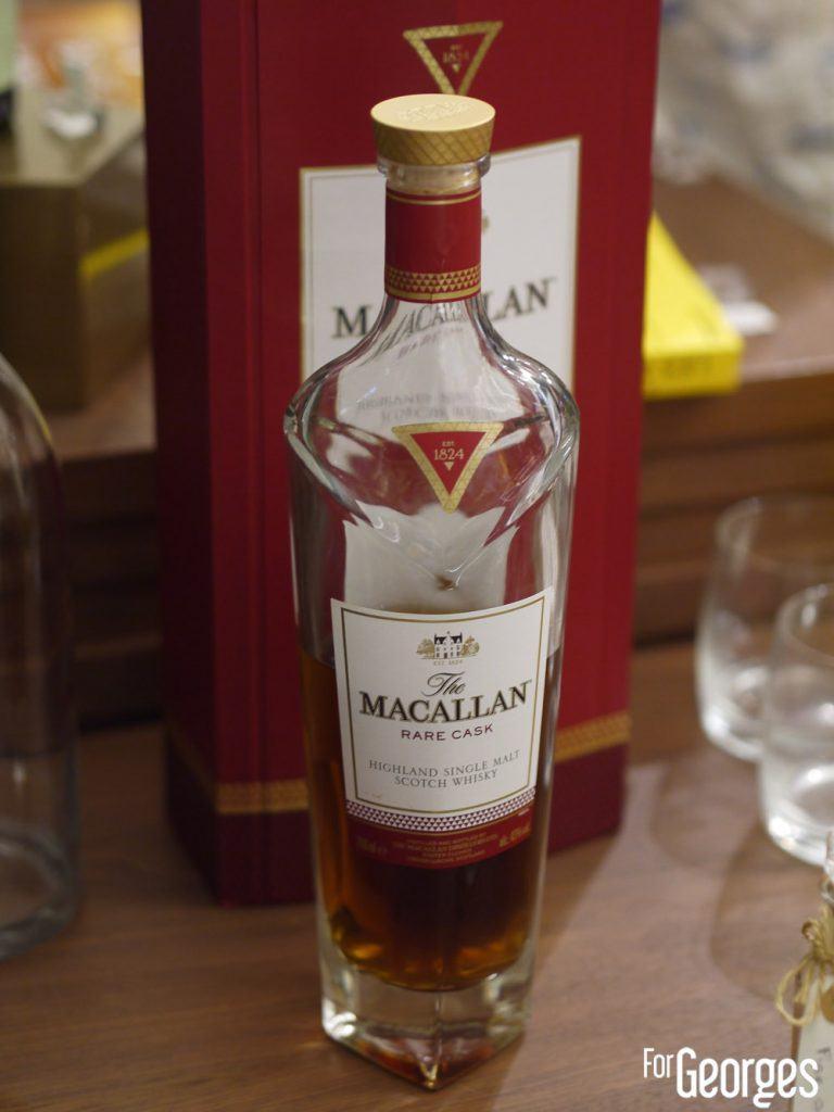 The Macallan Rare Cask