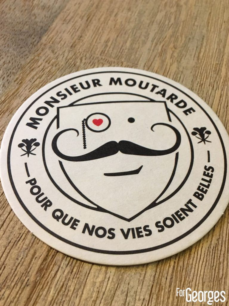 Monsieur Moustache cocktail bar Dijon