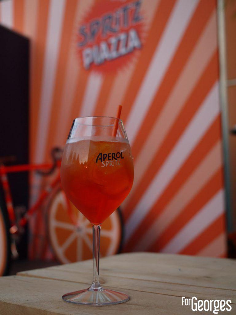 Aperol Spritz Piazza Paris