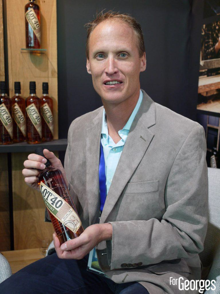 DR. DON LIVERMORE master blender Lot 40 - whisky Live Paris
