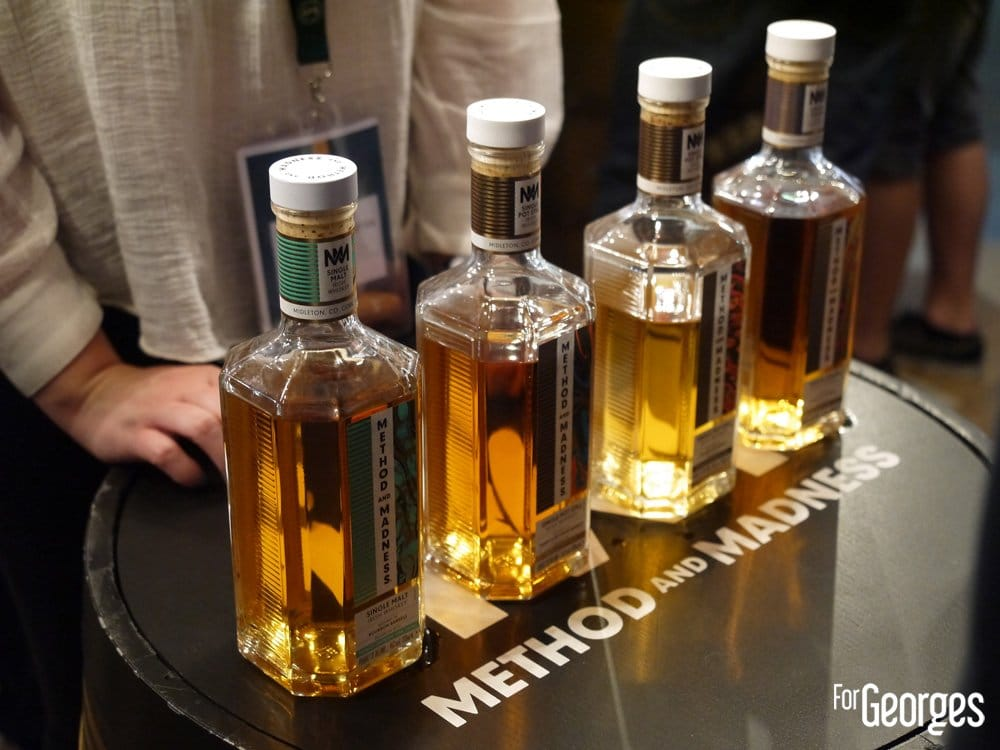 Method and Madness Whiskey irlandais - whisky live paris