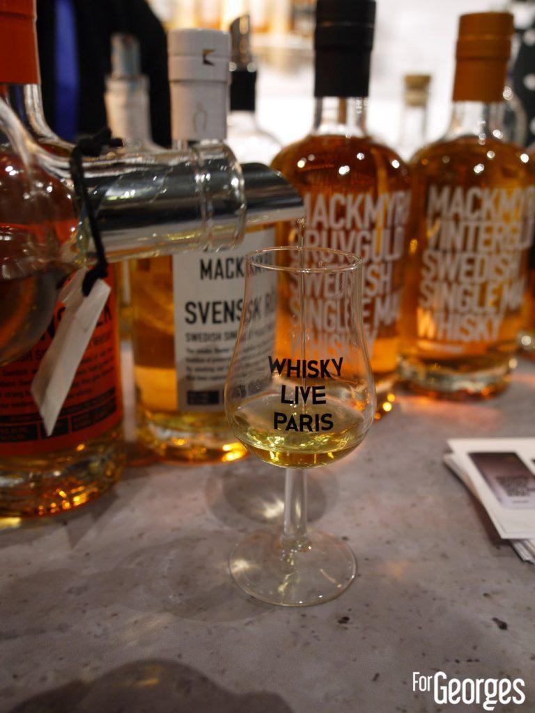Macmyra - Whisky suédois - Whisky live Paris