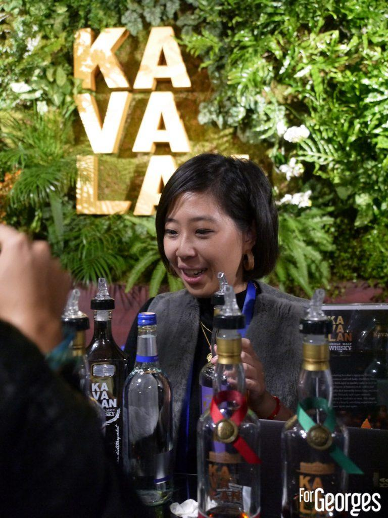 Kavalan Whisky Taiwan - whisky Live Paris
