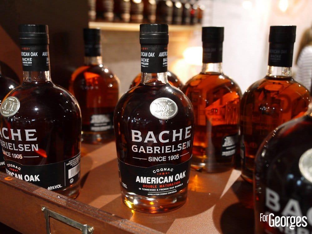 Cognac Bache Gabrielsen - Whisky Live Paris