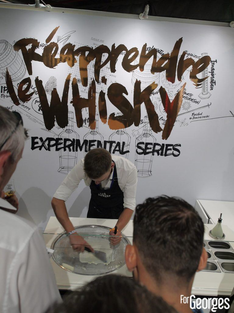 Winter storm whisky - Whisky live paris
