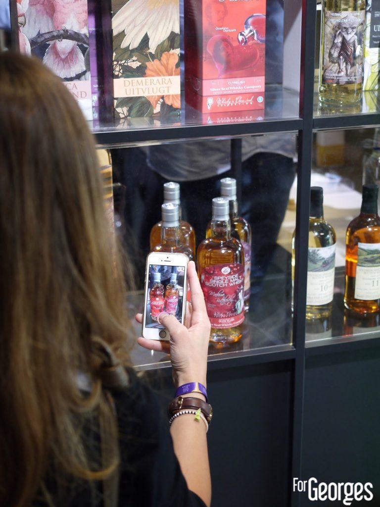 Espace VIP Whisky Live Paris