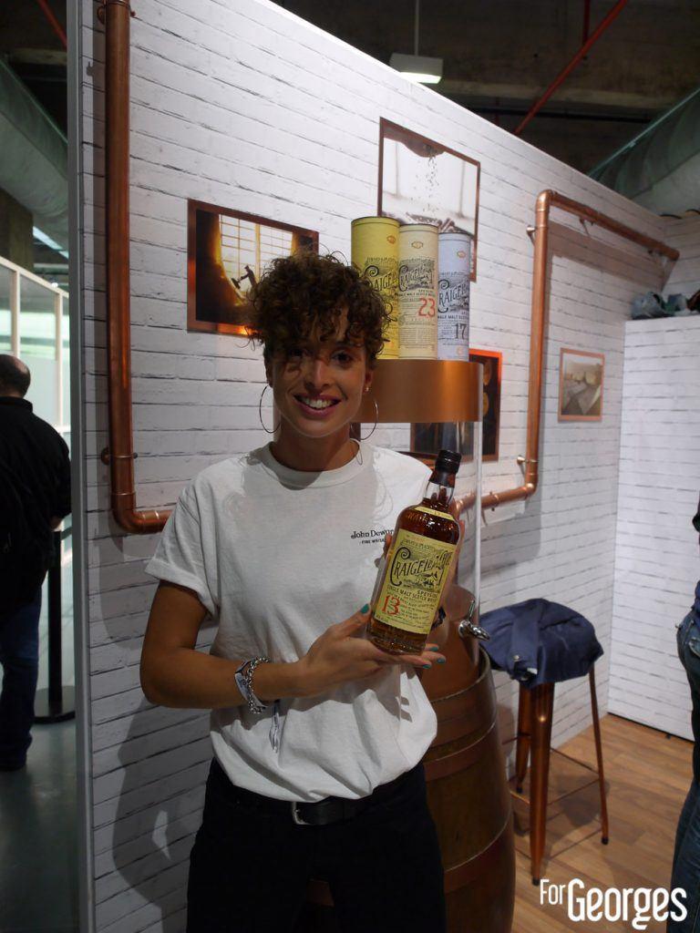 Sophie Rouillard - Whisky Live Paris