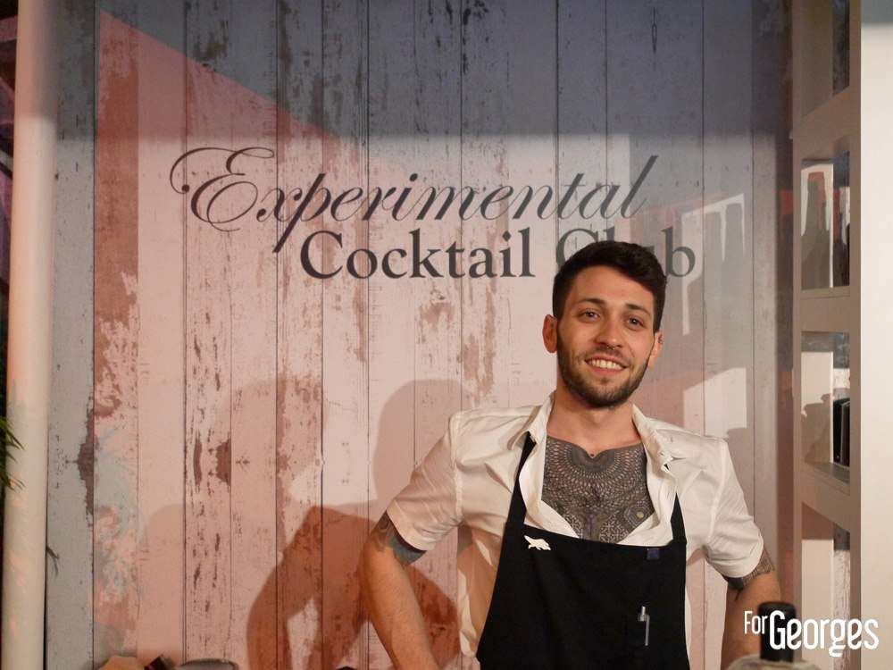The Experimental cocktail club - paris cocktail Street