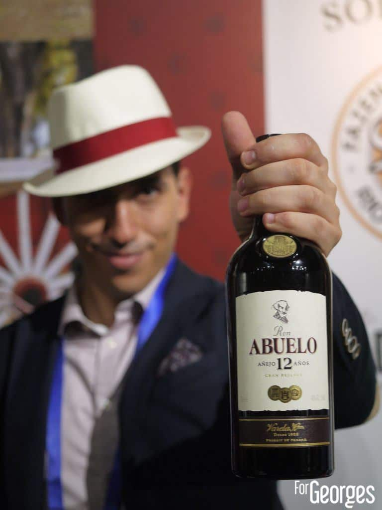 Ron Abuelo - Whisky live paris