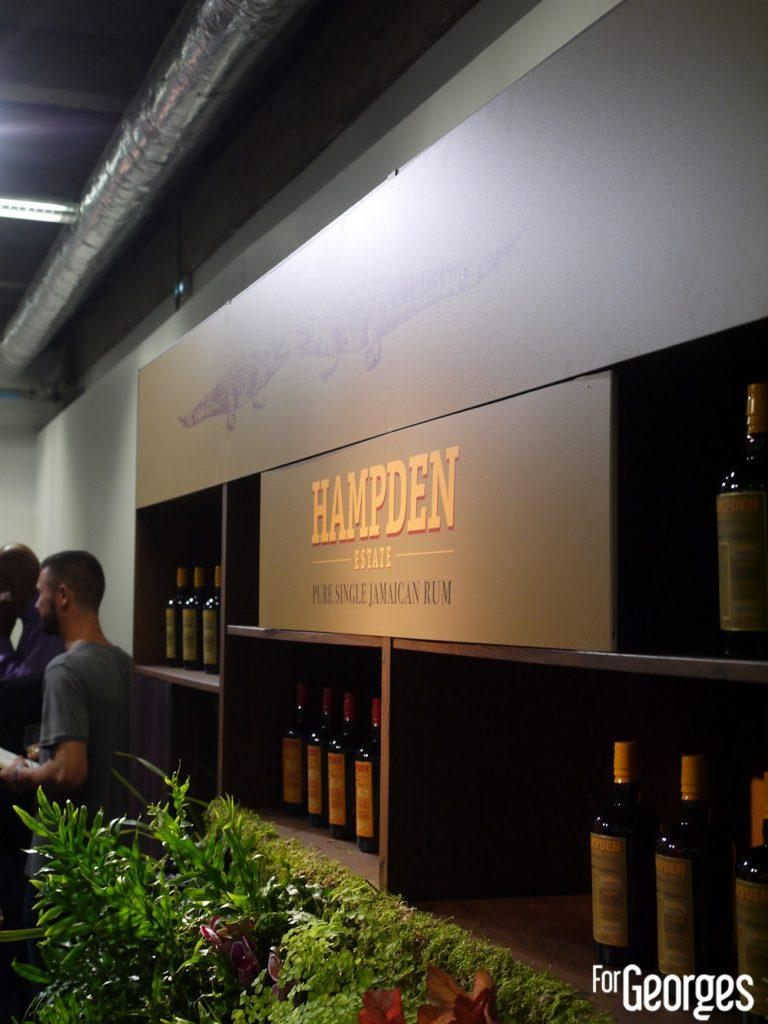 Hampden rhum Jamaicain - whisky live paris