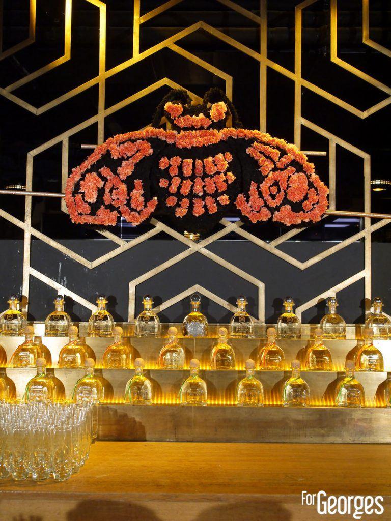 Manko Paris bar restaurant- Patròn Tequila - finale France -