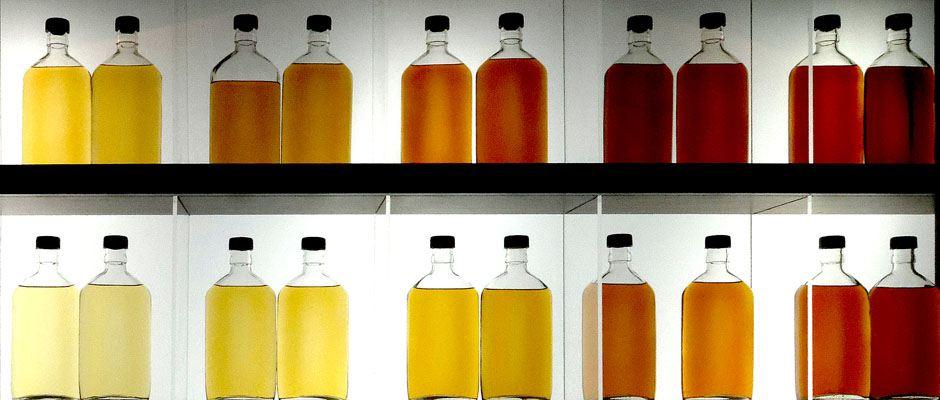 couleurs du whisky