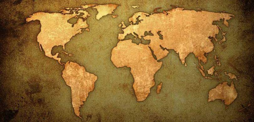 Carte du whisky dans le monde