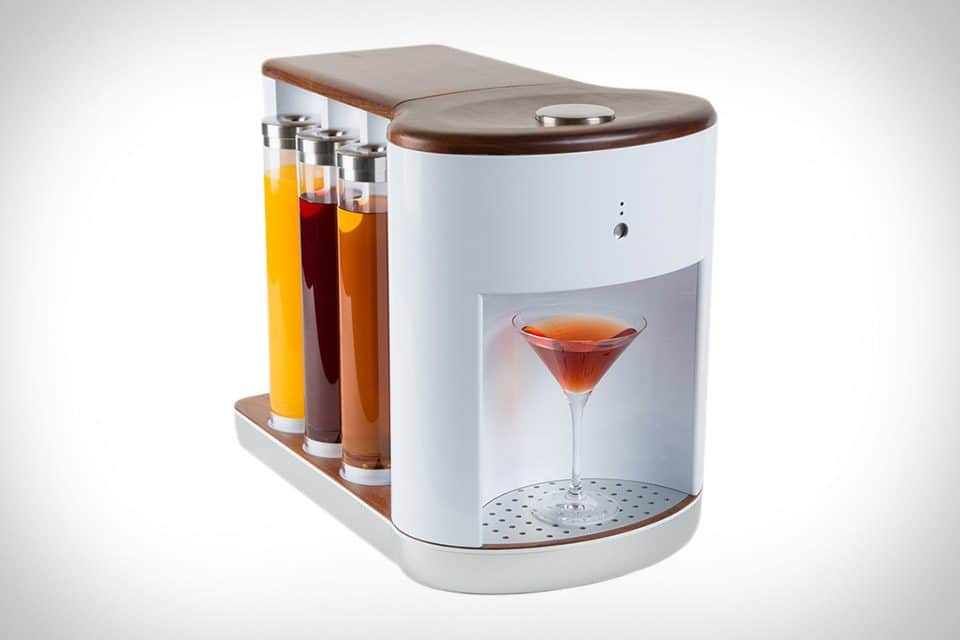 somabar machine à cocktails
