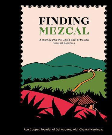 Livre Finding Mezcal
