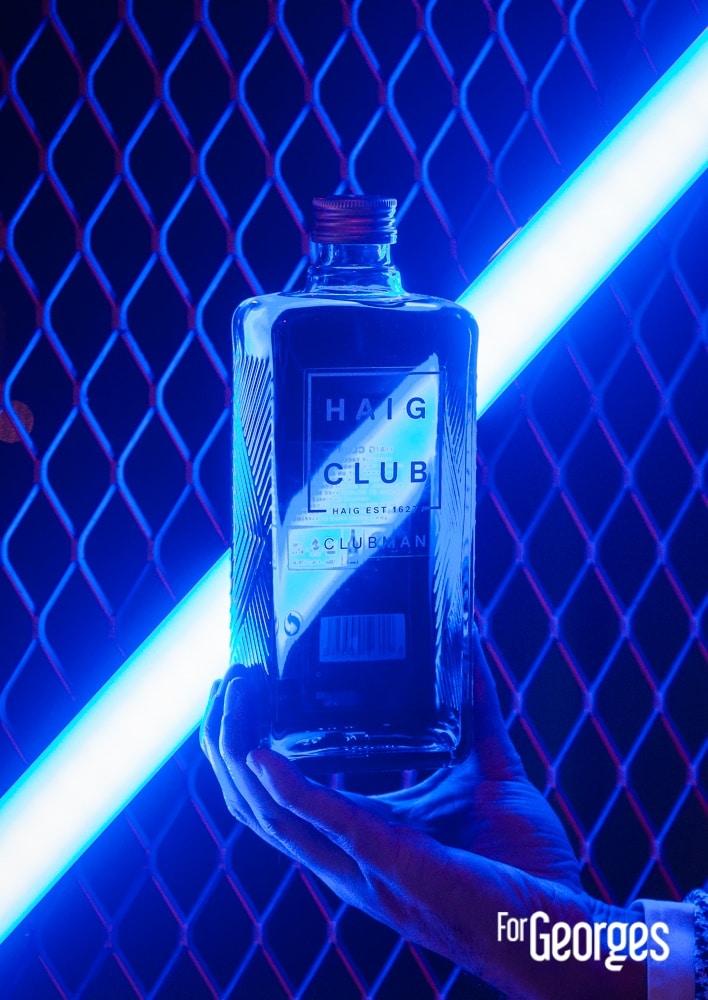 Haig Club Clubman whisky de David Beckham