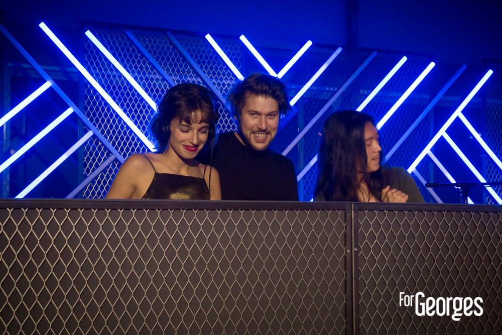 DJ Set L'impératrice Haig Club lancement