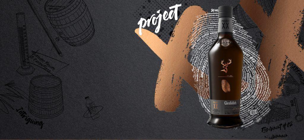 Glenfiddich Projet XX