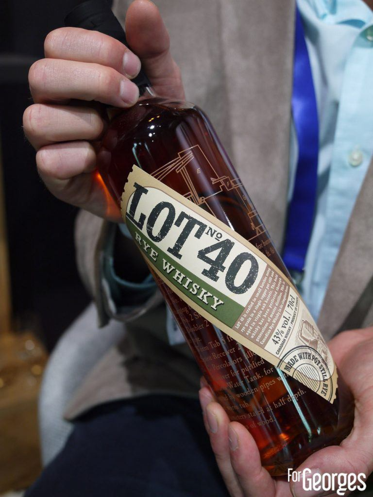 LOT 40 Whisky Live