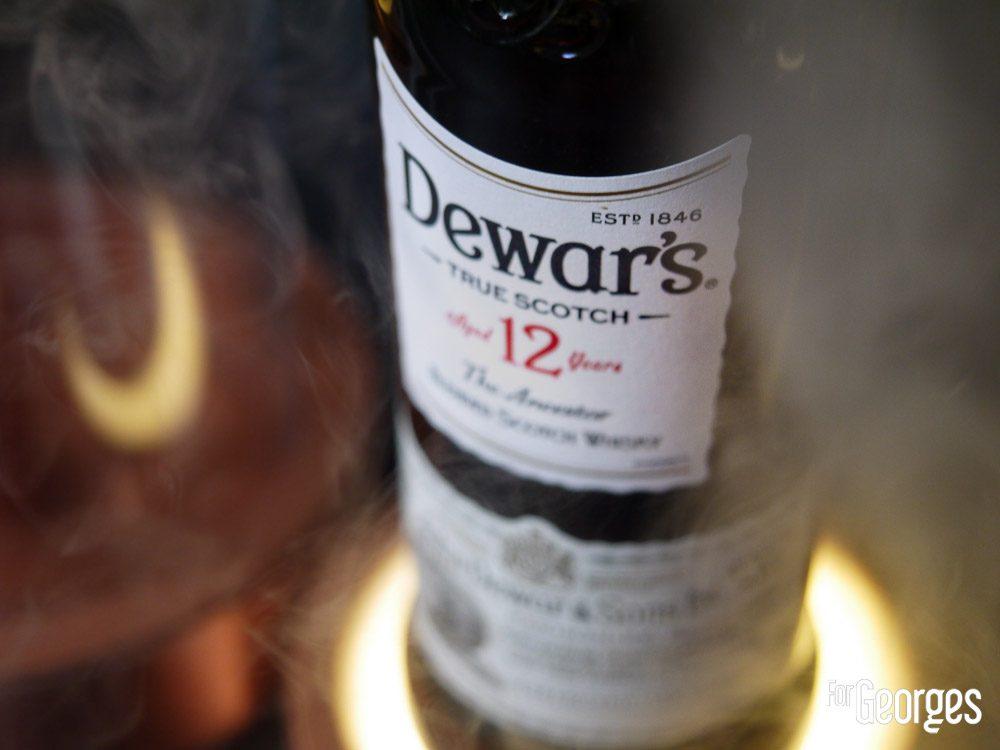 Dewar's 12 ans