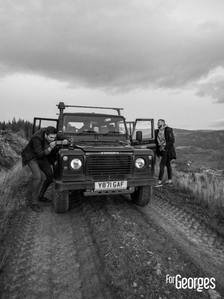 Higland safari vers Aberfeldy