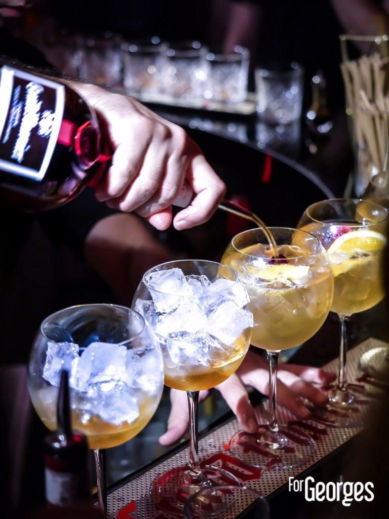 Grand Marnier Tonic - Cocktail à base de Grand Marnier