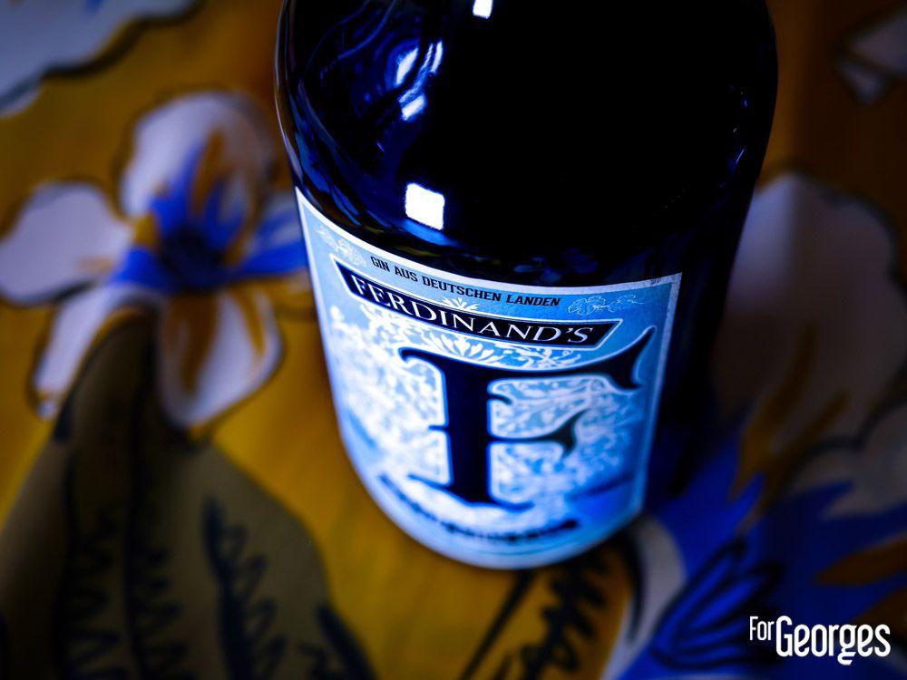 Ferdinand's Gin allemand au riesling