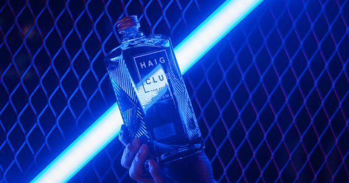 Haig Club Clubman bouteille