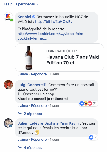 Vald edition limitée Havana 7