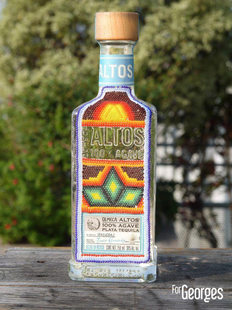 Tequila Altos édition limitée