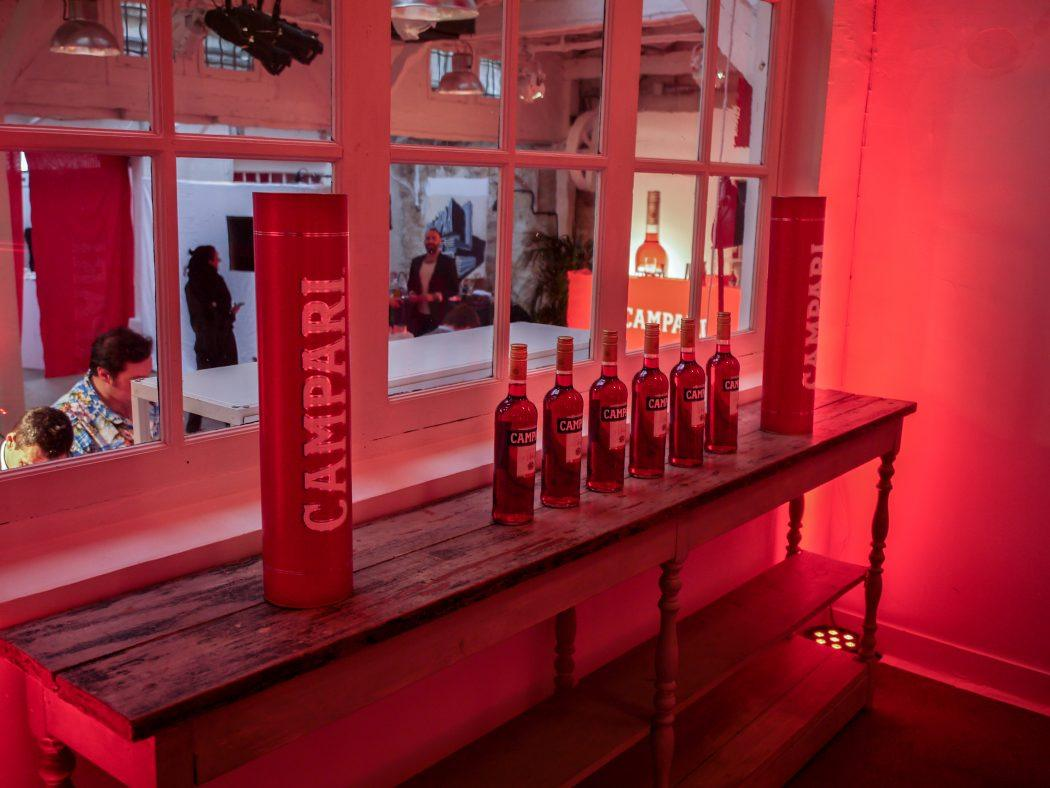 Campari Bartender Competition France 2018