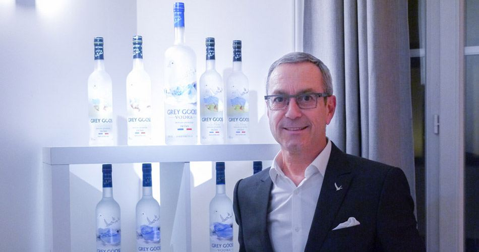 Interview FRANCOIS THIBAULT Grey Goose