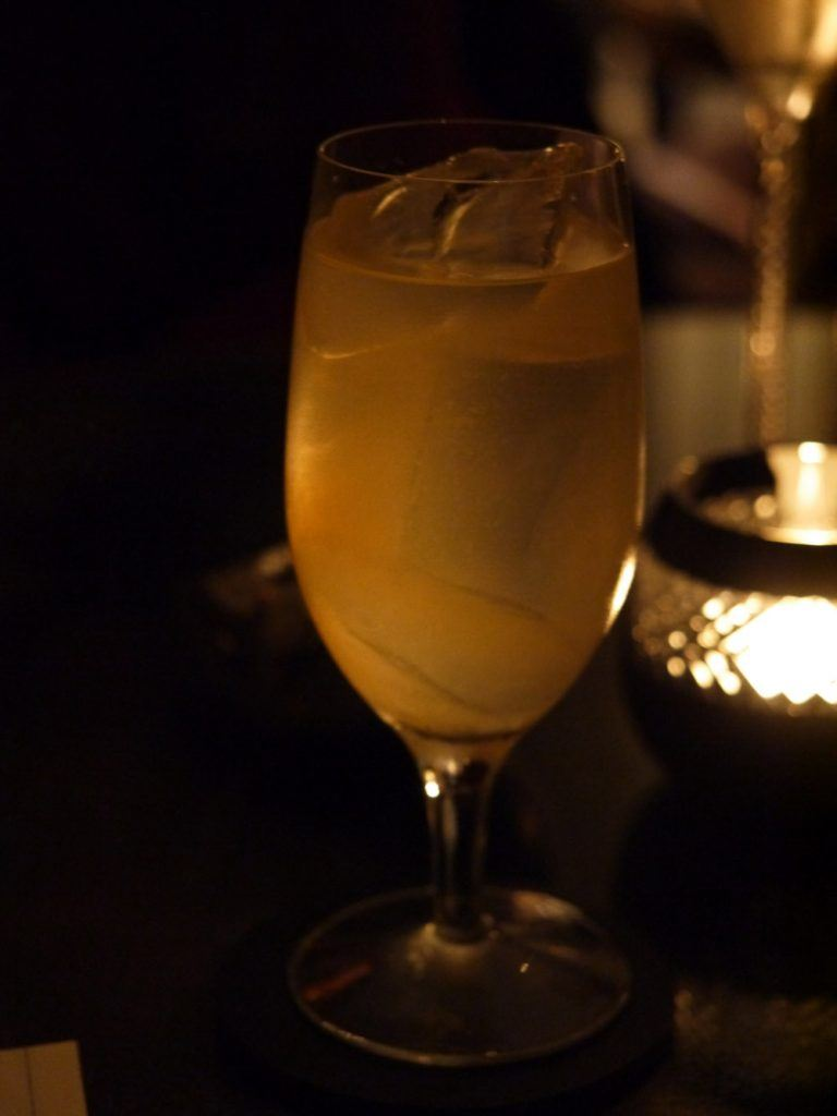 Artesian Londres cocktail