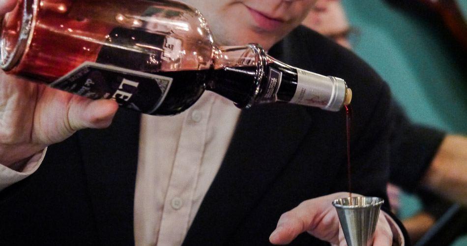 Cocktail Lejay Monsieur Moutarde