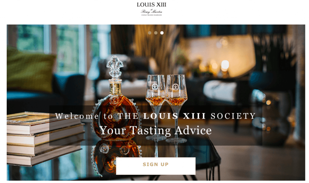 LOUIS XIII Society