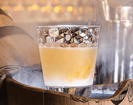tequila Patron cocktail