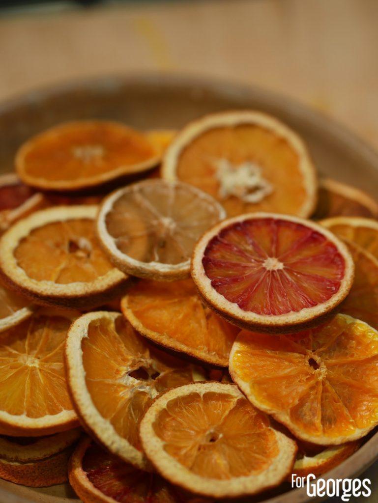 Fruits déshydratés faciles à la maison