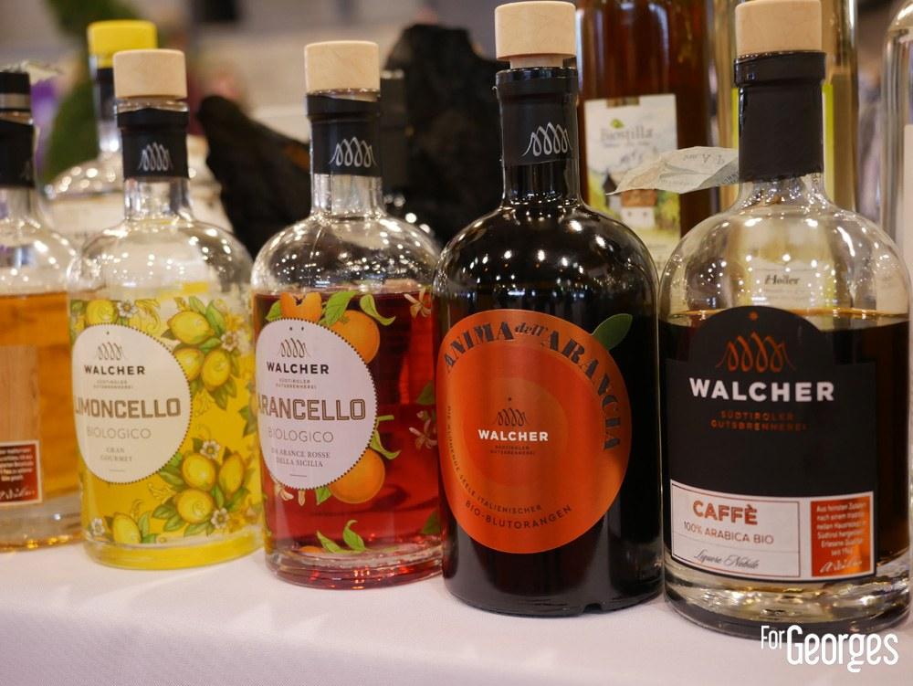 Miloncello et alcools italiens bio