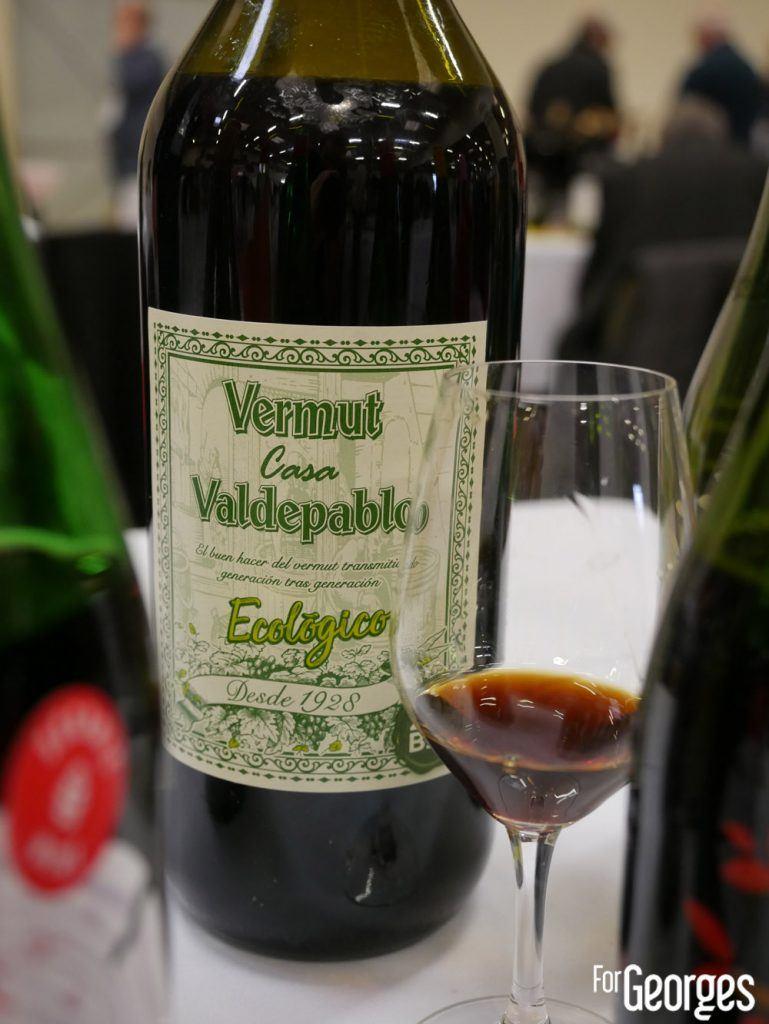 Vermouth Espagnol bio