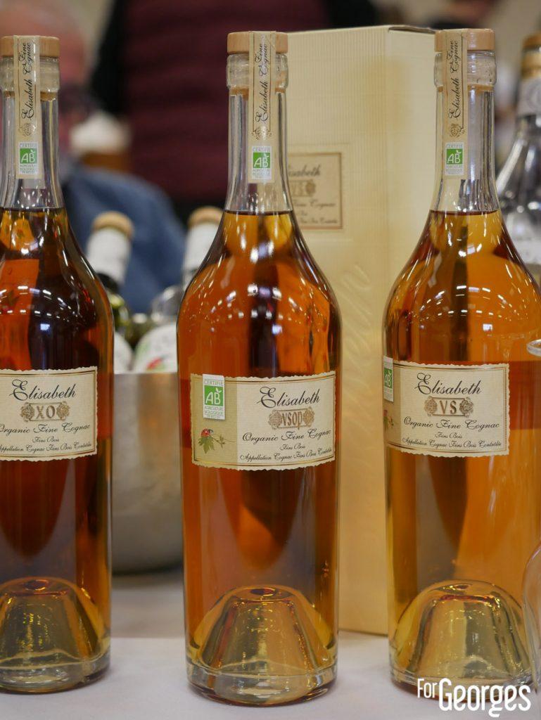 Cognac Elisabeth VSOP bio