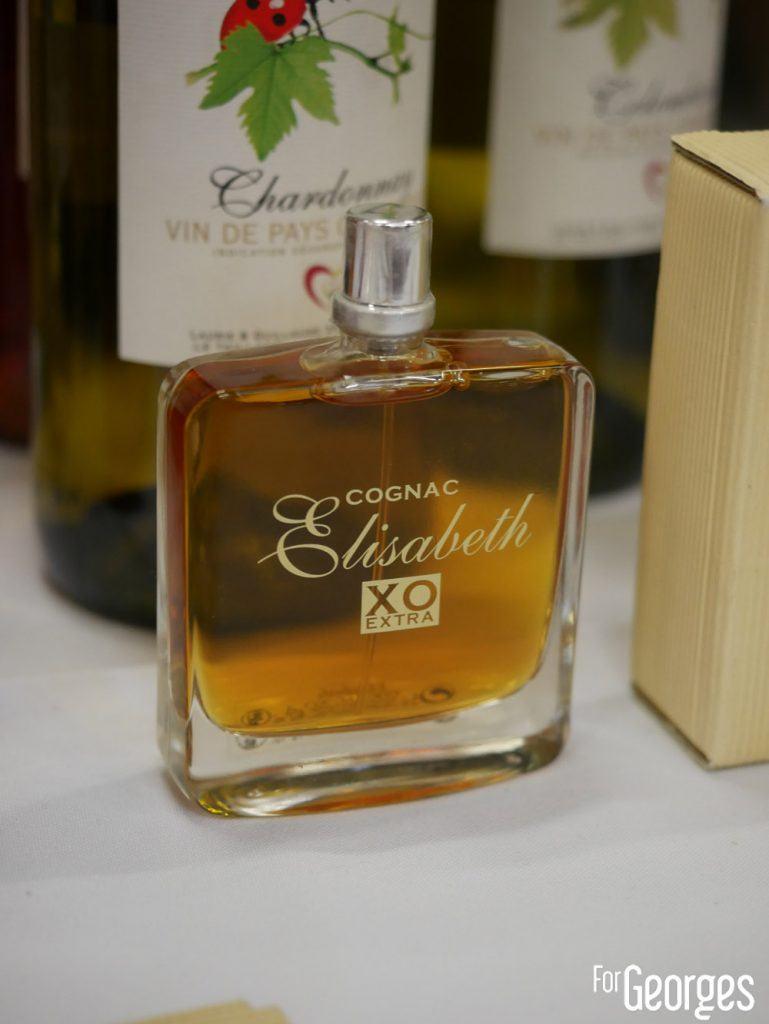 Cognac Elisabeth XO bio