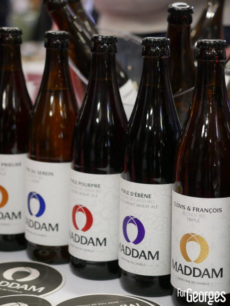 Bières Maddam Bio