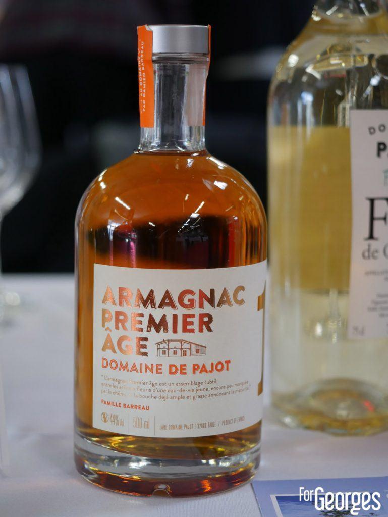 Armagnac Premier Age Bio