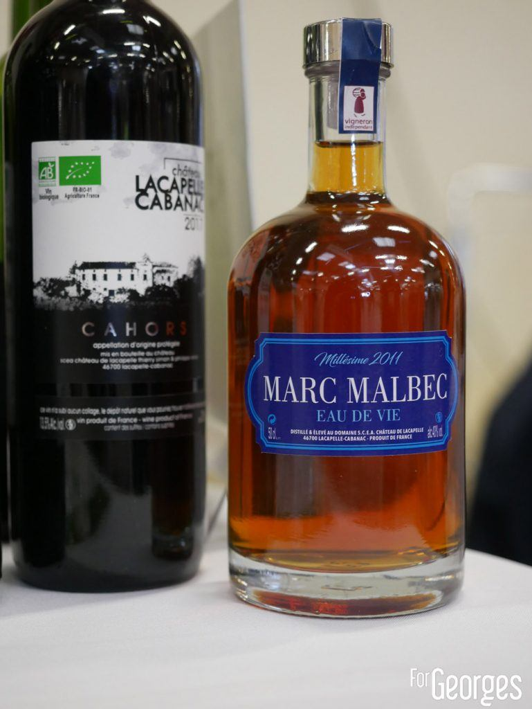 Marc Malbec - spiritueux bio