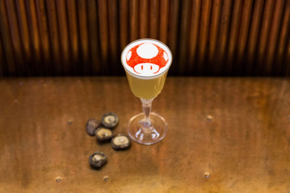 COPPERBAY Cocktails - Tod's Revenge - Collection Hiver 2018 ©Matthieu Joffres