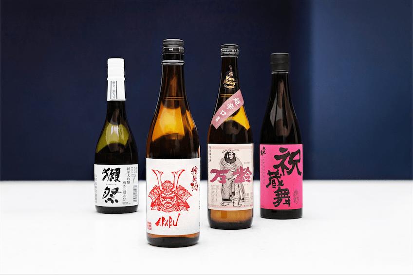 Sake nouveau